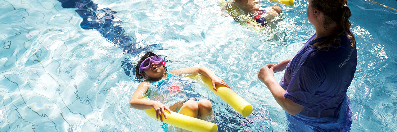 Private Swimming Lessons Manchester